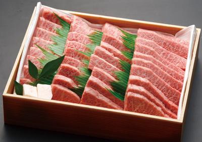 飯村牛A5ランク 焼肉用 極上カルビ