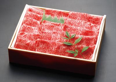 飯村牛 しゃぶしゃぶ又はすき焼き用 薄切りロース