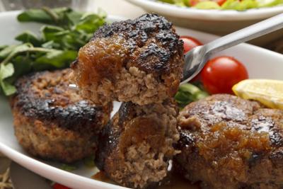 飯村牛ハンバーグステーキ